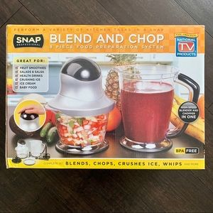 Snap Professional Blend And Chop - As Seen On TV